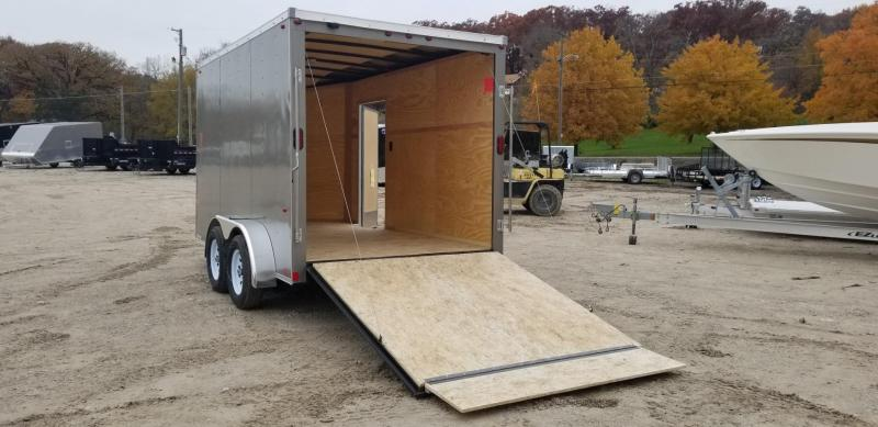 2019 Interstate 7x16 SFC Cargo Trailer 7k