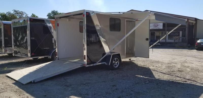2018 R&R 7x12 Force Elite Cargo Trailer 3k