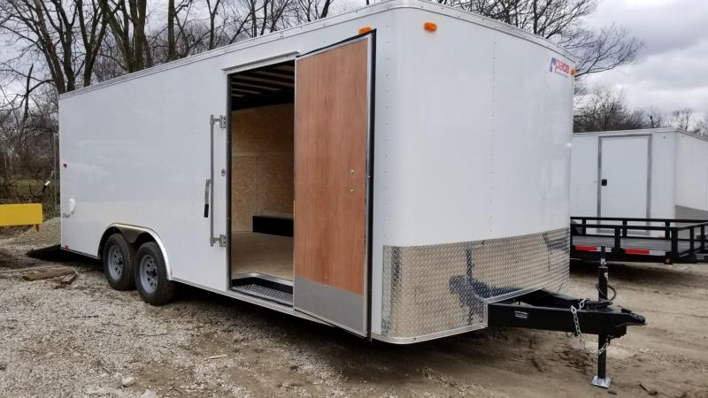 2020 Pace 8.5x20 Outback Enclosed Auto Hauler 7k