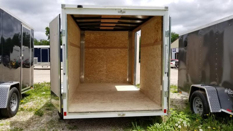 2019 Pace 6x10 Outback Enclosed Cargo Trailer w/Barn Doors 3k