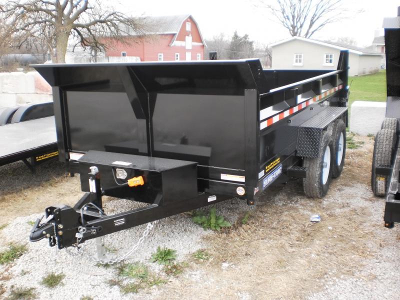 2018 Sure-Trac 82x16 Dual Ram Dump Trailer 14k