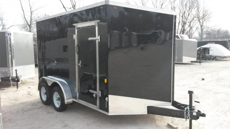 2019 Interstate 7x12 SFC Cargo Trailer 7k