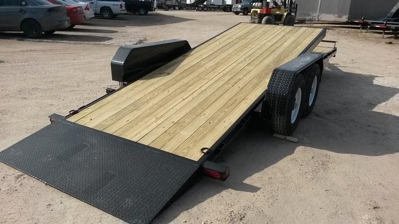2018 Sure-Trac 7x18+4 Tilt Equipment Trailer 14k