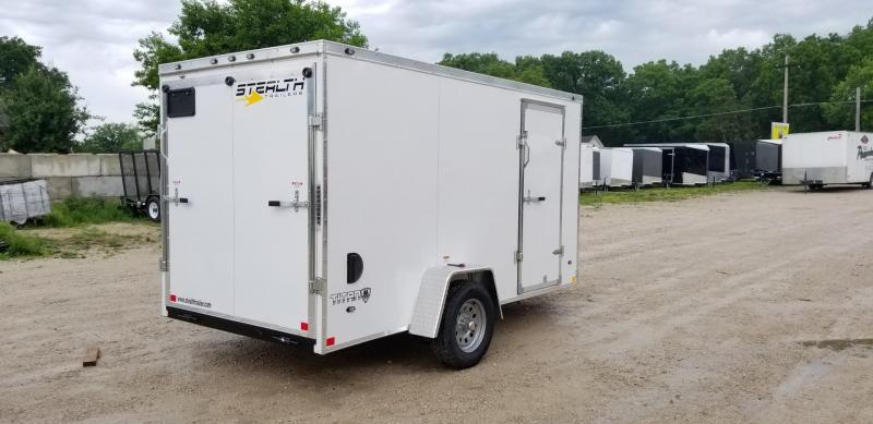 2019 Stealth 6x12 Titan Cargo Trailer 3k