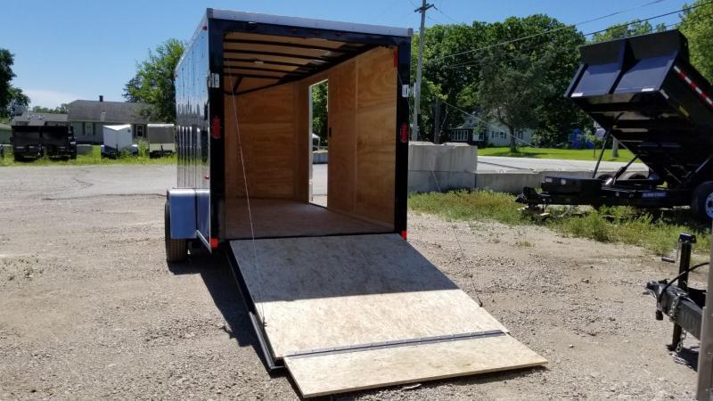 2019 Interstate 6x12 SFC Enclosed Cargo Trailer 3k