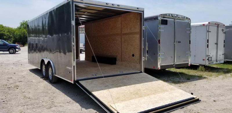 2019 Stealth 8.5x20 Enclosed Cargo Trailer 7k