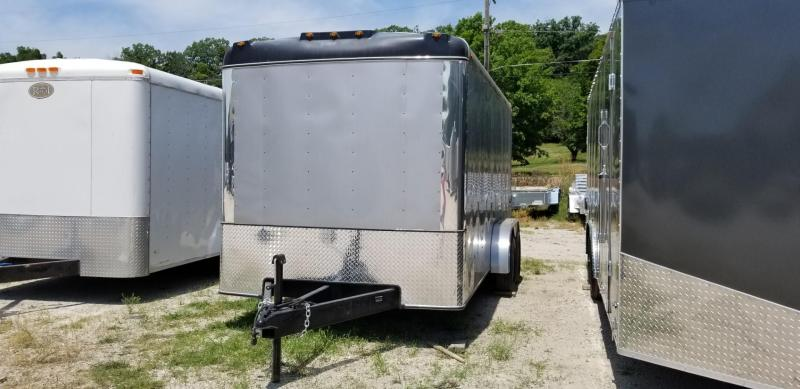 2019 Interstate 7x16 I Series Vending / Concession Trailer 7k