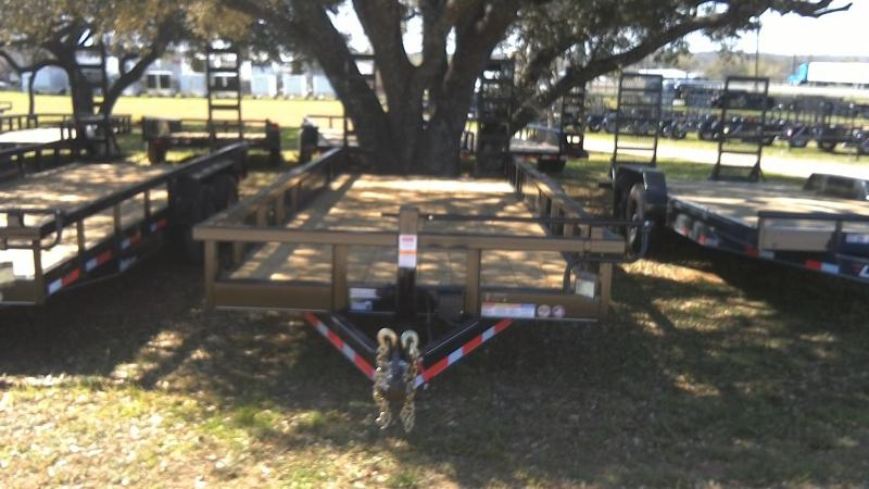2019 BCI Trailers 83X20 Super Duty Utility Trailer