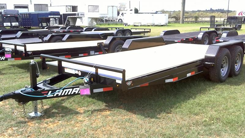 2018 Lamar Trailers 83X18 HD Car / Racing Trailer