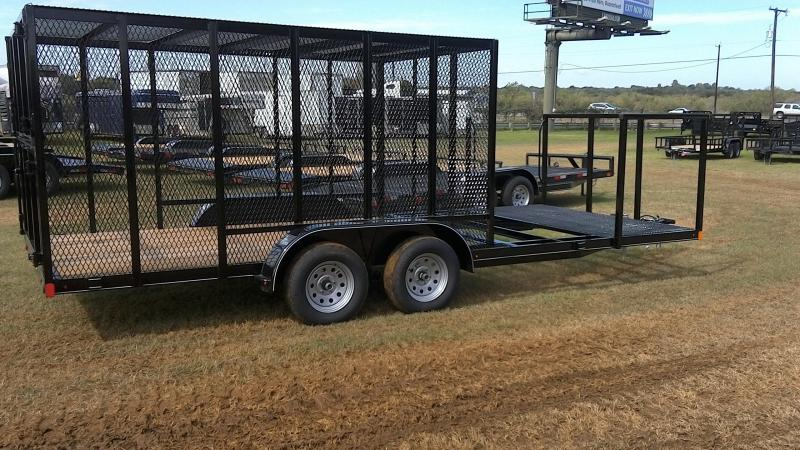 2019 BCI Trailers Porta Potty Trash Trailer Utility Trailer