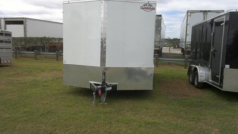 2019 Cargo Mate 8.5X20 Tandem Enclosed Cargo Trailer