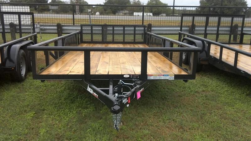 2019 BCI 83X16 Tandem Utility Trailer