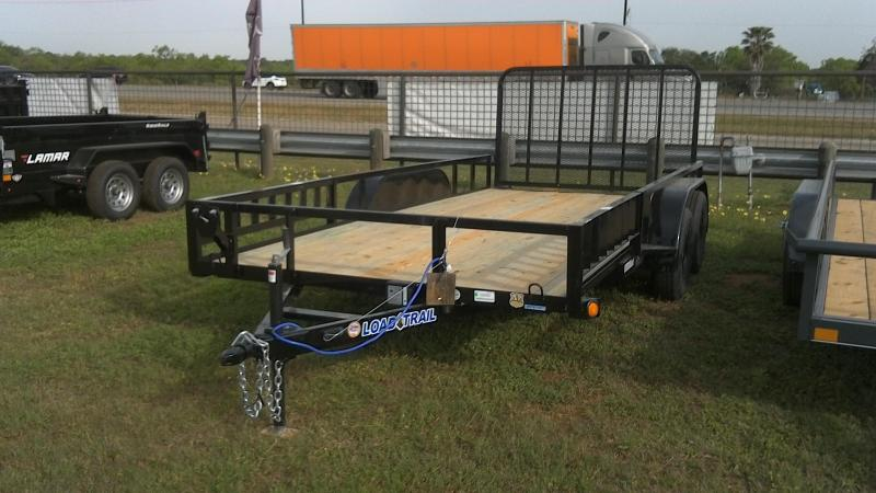 2019 Load Trail 83X16 Tandem Utility Trailer