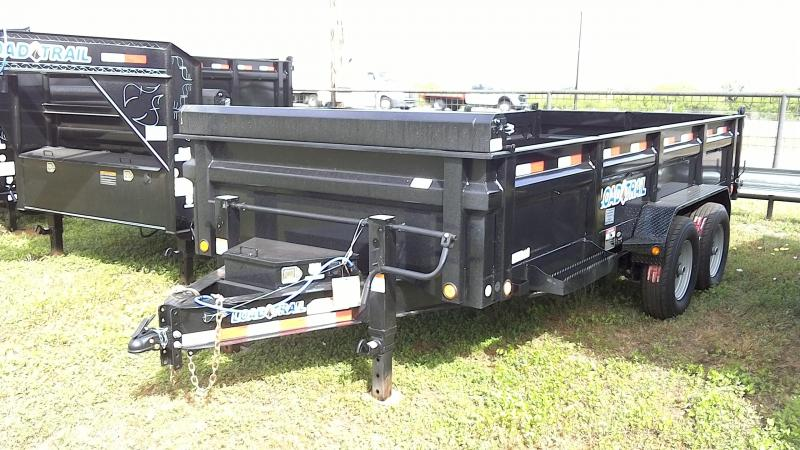 2019 Load Trail 83X16 Bumper Pull Dump Trailer