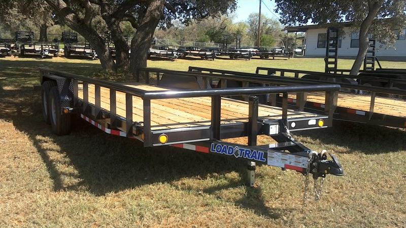 2019 Load Trail 83X20 Heavy Duty Utility Trailer