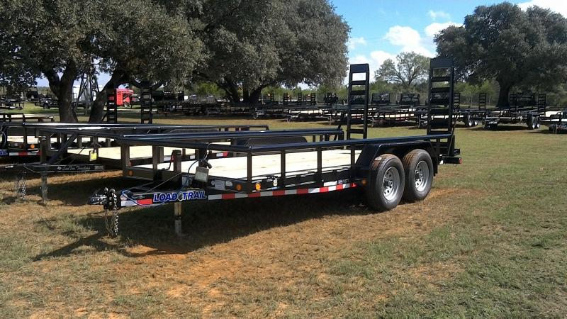 2019 Load Trail 83X16 Heavy Duty Utility Trailer