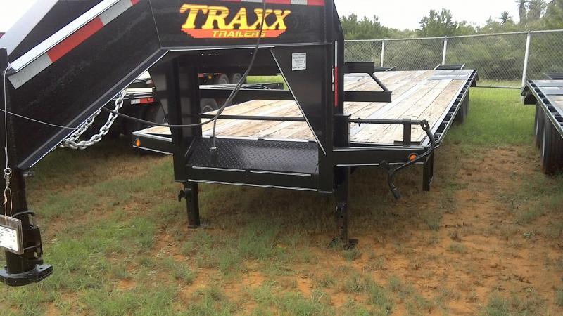 2018 Traxx 102X32 Tandem Dual Flatbed Trailer