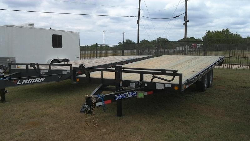 2019 Load Trail 102X20 Deck Over Utility Trailer