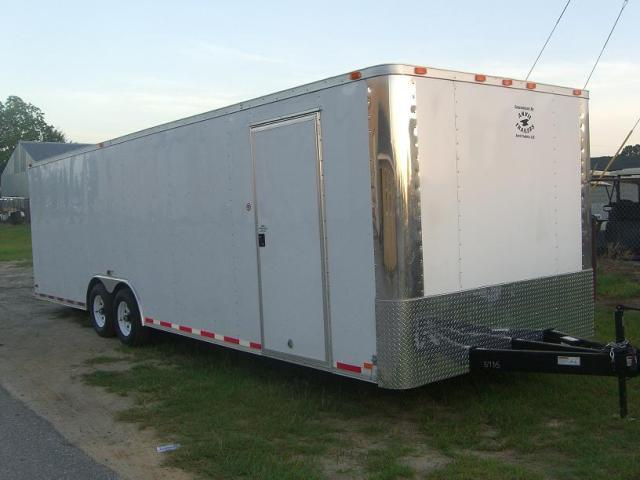 Diamond Cargo 8.5X28 TR Enclosed Cargo Trailer 5200 lb. Axles