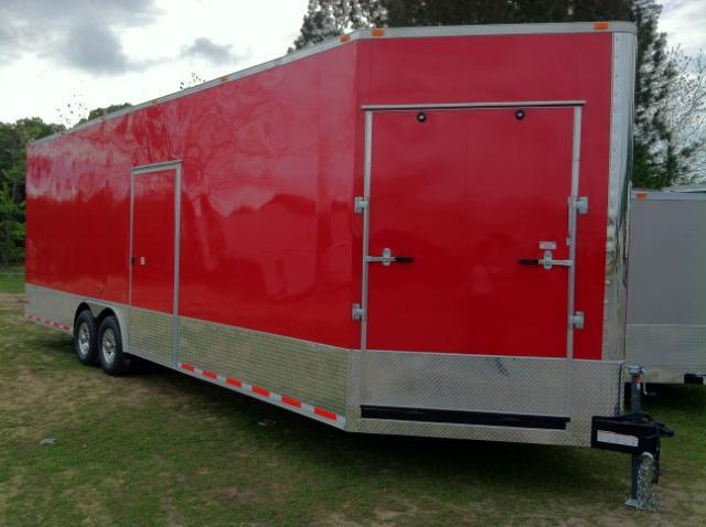 Diamond Cargo 8.5x28 TA 7000T Cargo / Enclosed Trailer