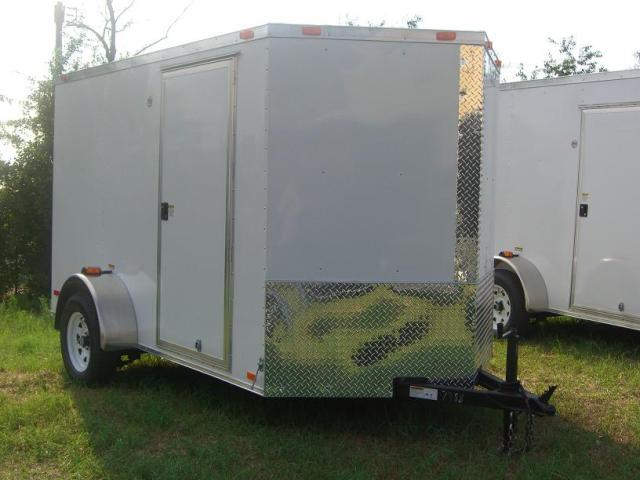 Diamond Cargo 6X12 SVR Cargo Trailer