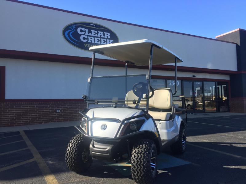 2018 Yamaha 2 plus 2 Golf Cart