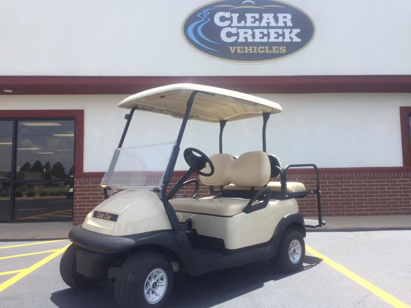 2012 Club Car Precedent Golf Cart