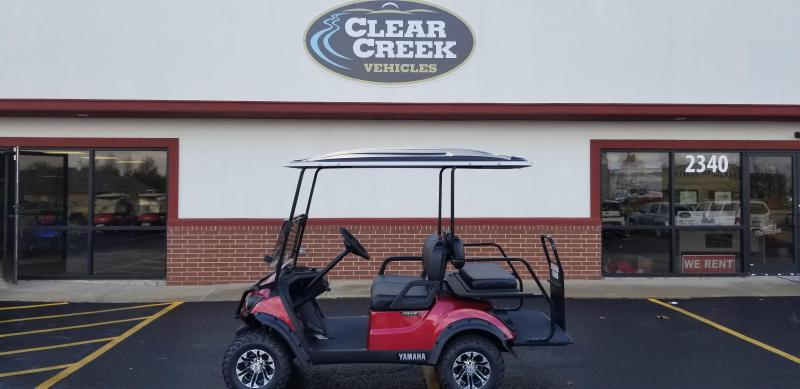 2019 Yamaha Yamaha Electric 2 + 2 Golf Car
