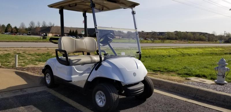2009 Yamaha YDR Golf Cart