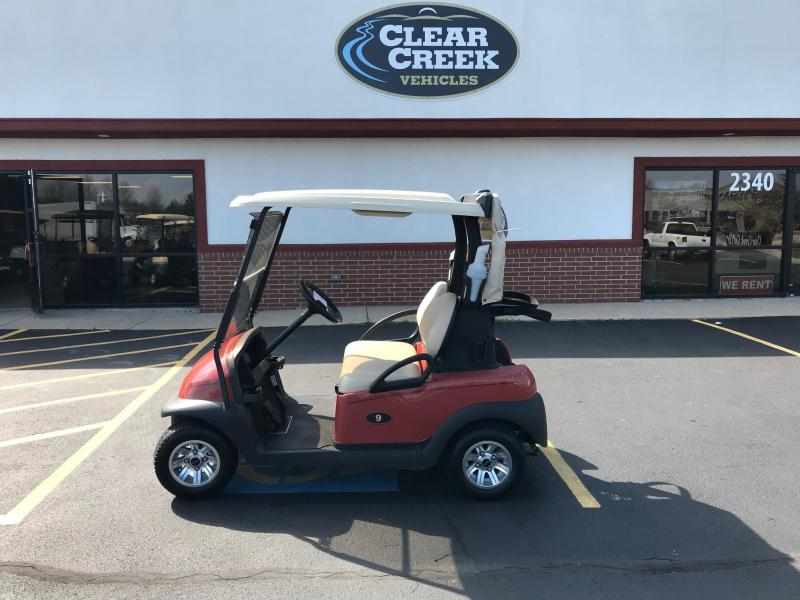 2016 Club Car Precedent i2 Personal (Electric) Golf Cart