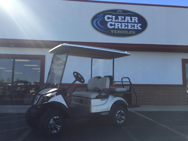 2018 Yamaha 2 plus 2 Golf Cart