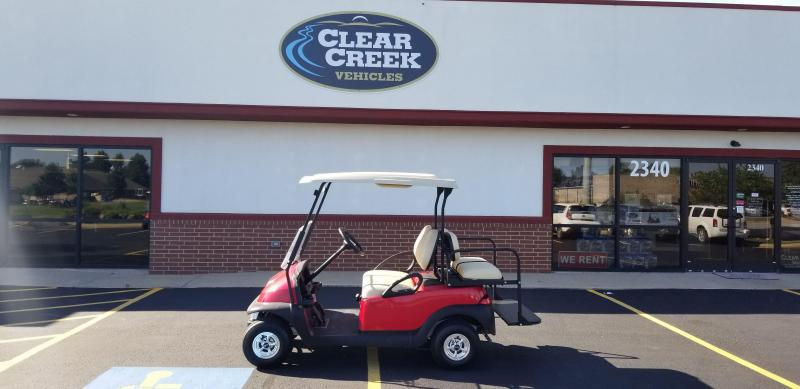 $4595 2014 Club Car Precedent Golf Cart