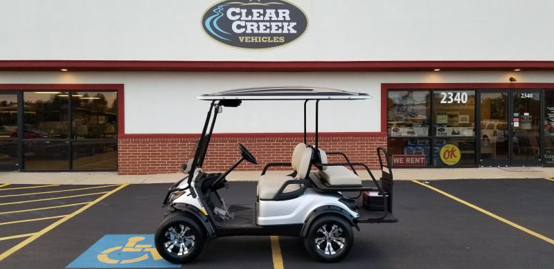$5995 2014 Yamaha 2 plus 2 Golf Car