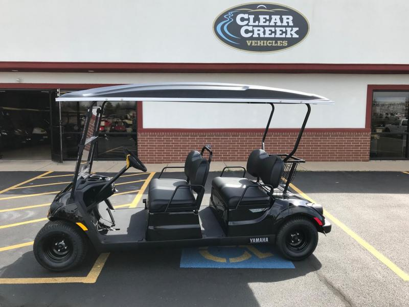 2019 Yamaha Concierge 4 Gas EFI Golf Cart