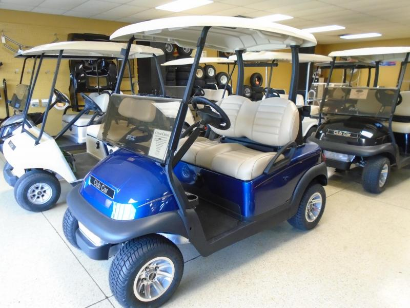 2017 Club Car Precedent i2 EFI Car