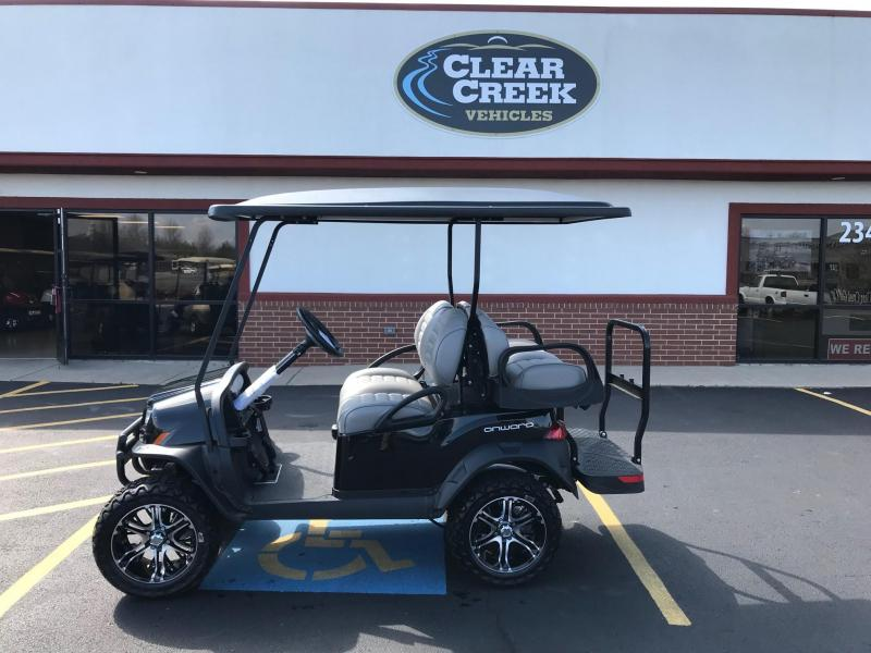2019 Club Car Onward 4 Passenger Lifted ELECTRIC Golf Cart