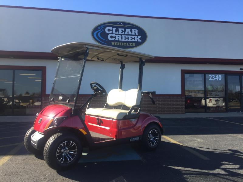 2018 Yamaha YDR Golf Car