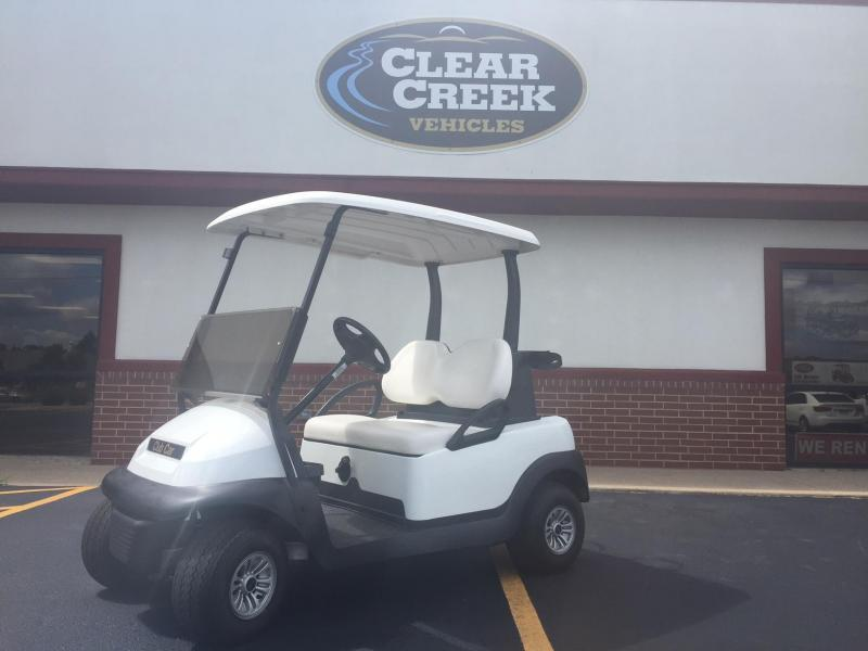 2015 Club Car Precedent Golf Car