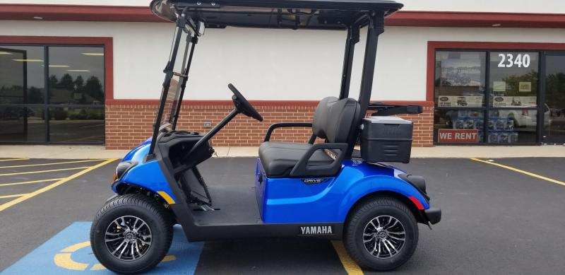 Yamaha Drive 2 Golf Car