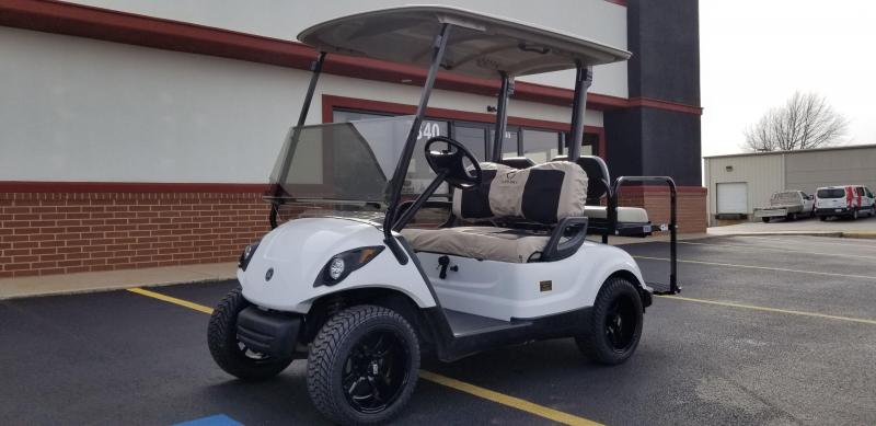 2010 Yamaha Drive Golf Car (Gas)