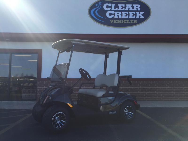 2018 Yamaha YDR Golf Cart