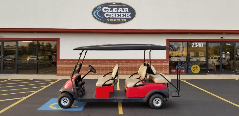 $7995 2014 Club Car Precedent 6 Pass Golf Car