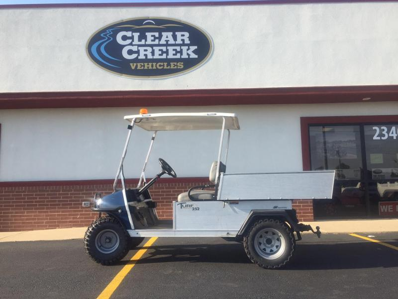 2014 Club Car Turf 252 Golf Cart