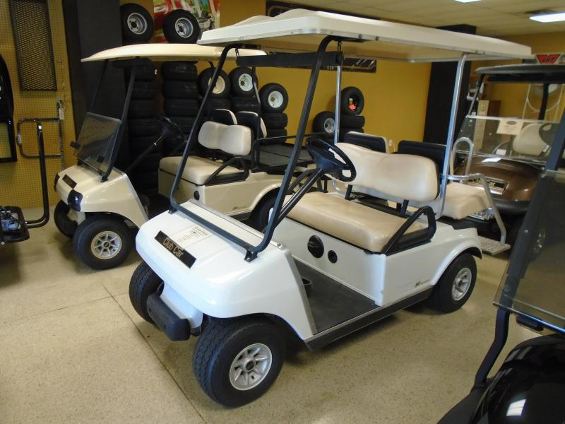 2008 Club Car DS Electric 4 Passenger