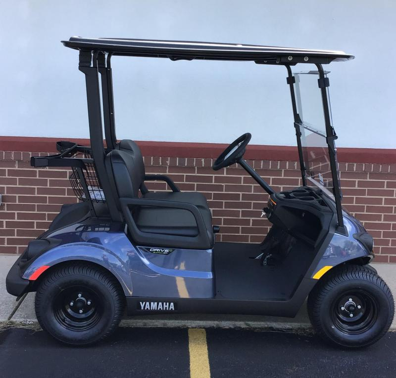 2019 Yamaha Drive2 Gas EFI Golf Cart