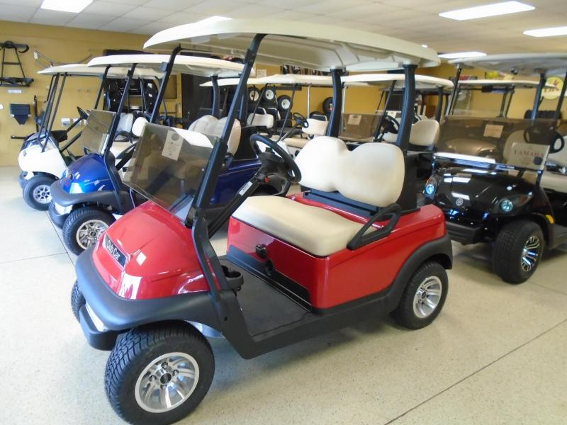 2017 Club Car Precedent i2 Electric