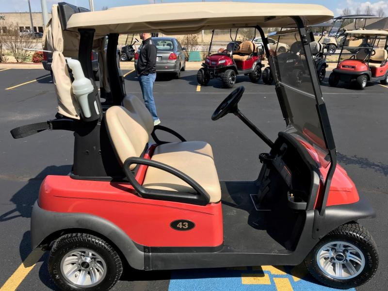 2018 Club Car Precedent i2 Personal (Electric) Golf Cart