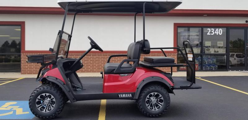 $8595 Yamaha Adventurer Sport 2 Golf Cart