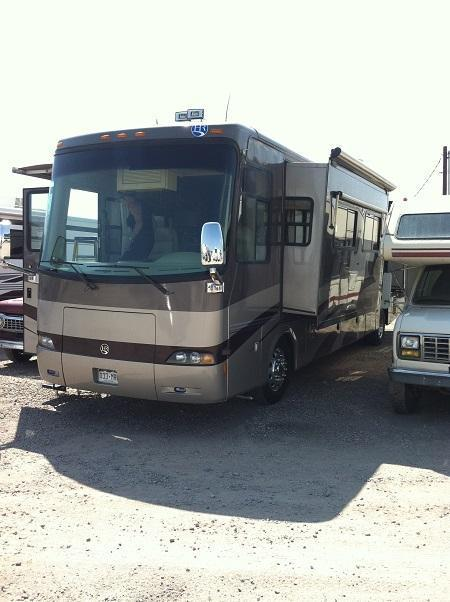2006 Roadmaster Holiday Rambler Class A RV
