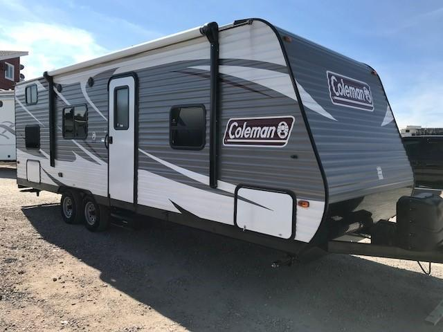 2017 Dutchmen Manufacturing Coleman 274BH Travel Trailer
